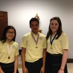 science fair winners 8th